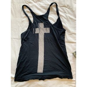 Chaser Scoop neck tank